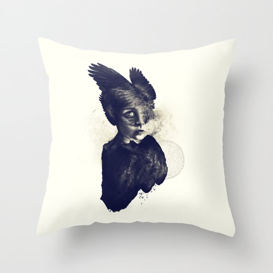 ♦  AURORA  ♦  Throw Pillow