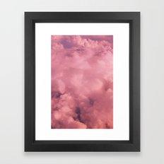 Cotton Candy II Framed Art Print
