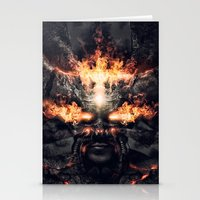 Diablo Stationery Cards