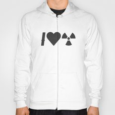 I Love Radiation Hoody