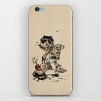 How To Trick A Zombie iPhone & iPod Skin