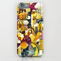 iPhone & iPod Case featuring MOTOR by Mathis Rekowski
