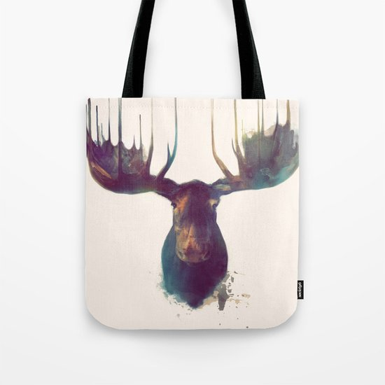Moose Tote Bag