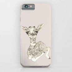 Giraffe Baby  Slim Case iPhone 6s