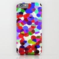 Sea Glass Palette iPhone 6 Slim Case