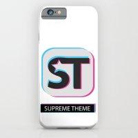 Supreme WordPress Theme iPhone 6 Slim Case
