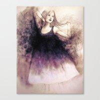 Sofia Canvas Print