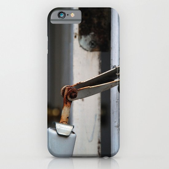 hinge bird iPhone & iPod Case