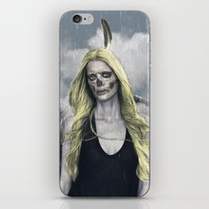 I never held emotion in the palm of my hand iPhone & iPod Skin