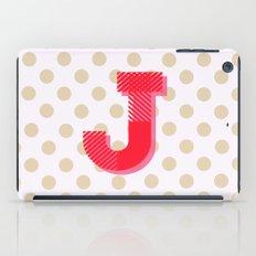 J is for Joy iPad Case