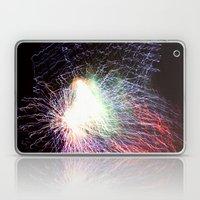 Electric night Laptop & iPad Skin
