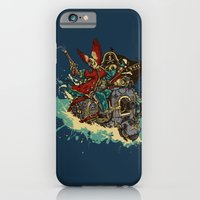 iPhone & iPod Case featuring Sea Traveler by Letter_q