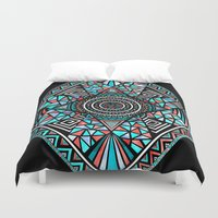 New Paths Duvet Cover