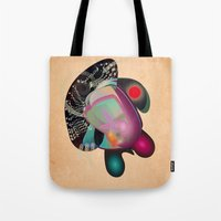 Dissection (of A Thought… Tote Bag