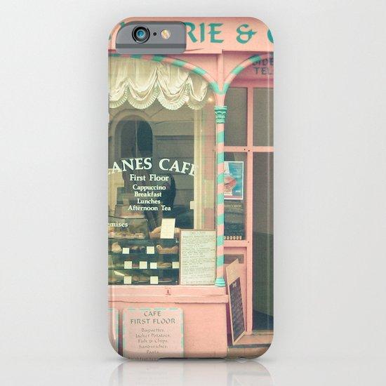 Sweet Cafe iPhone & iPod Case