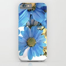 Faded Flowers iPhone 6 Slim Case