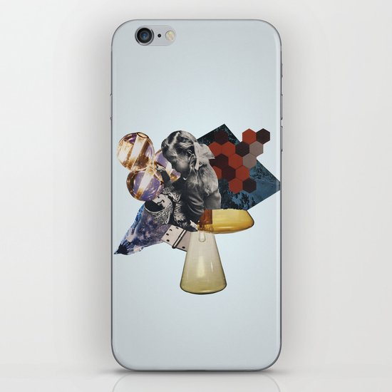 Everything we love is slowly becoming fiction iPhone & iPod Skin
