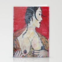 PORTRAIT OF A LADY EXPOS… Stationery Cards
