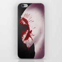 Mindnumbing Pain iPhone & iPod Skin