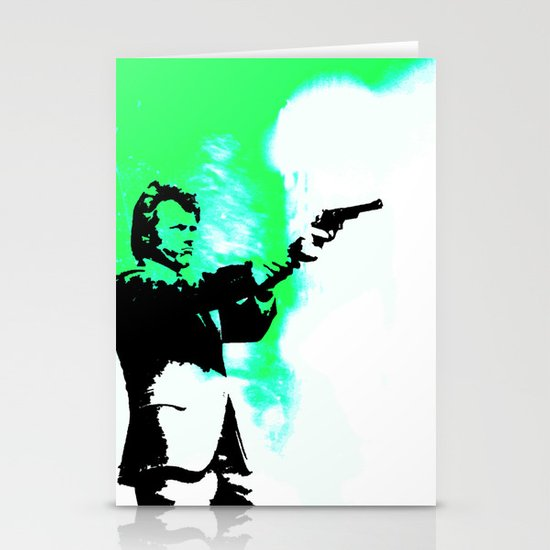 Clint Stationery Card
