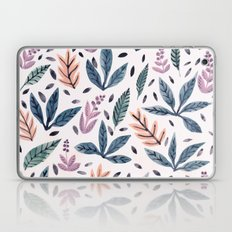 Painted Leaves Laptop & iPad Skin