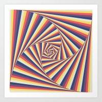 TwistaToo Art Print