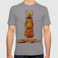 900 b.C. Mens Fitted Tee Athletic Grey SMALL