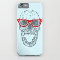 Smart-Happy Skully iPhone 6 Slim Case