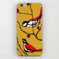 Red Birds iPhone & iPod Skin
