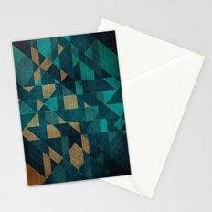 Shuffling Stationery Cards