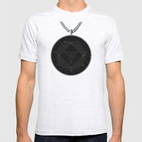 Spirobling XI Mens Fitted Tee Ash Grey SMALL