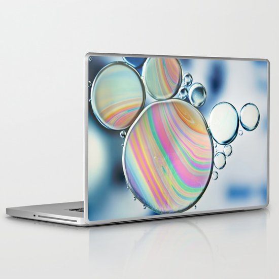 oil and water Laptop & iPad Skin