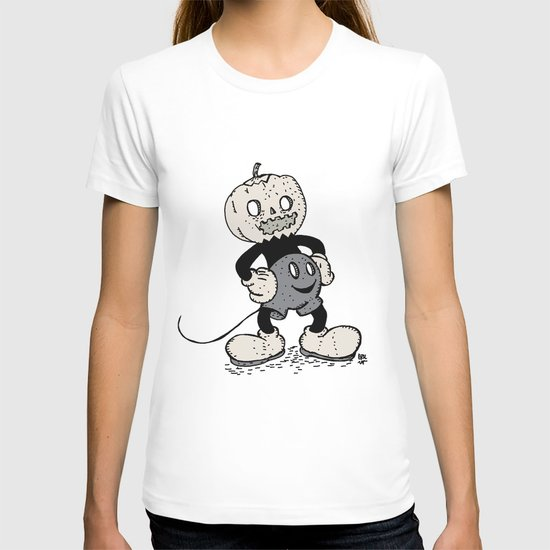 Mickey Pumpkin (desaturated) T-shirt