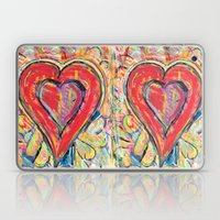 Jasper Heart Laptop & iPad Skin
