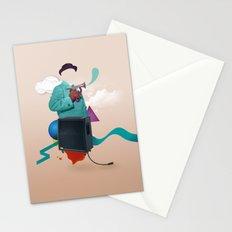 ILOVEMUSIC #2 Stationery Cards