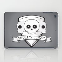 Skull's School iPad Case