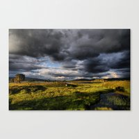 Rannoch Moor, Scotland Canvas Print