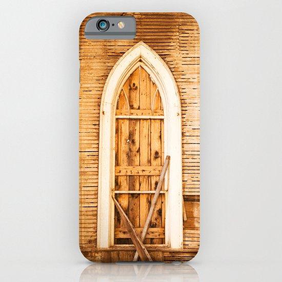 Church Window iPhone & iPod Case
