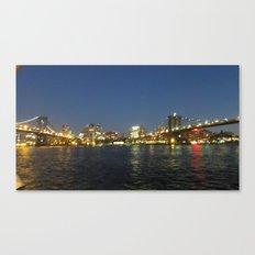 Brooklyn Lights Canvas Print