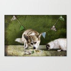 Birthday Rituals Canvas Print