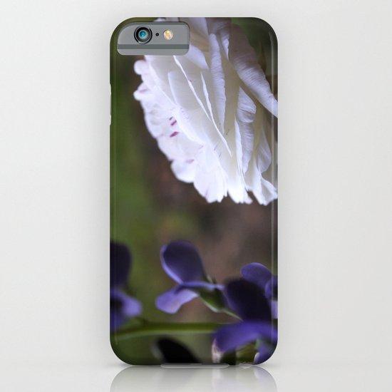 An Elegant Conversation iPhone & iPod Case