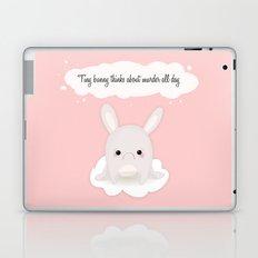 tiny bunny Laptop & iPad Skin