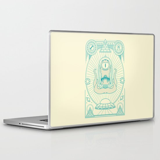 Kang the Liberator  Laptop & iPad Skin