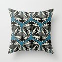 Pattern93 Throw Pillow