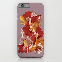 iPhone & iPod Case featuring KOI by Peach Momoko