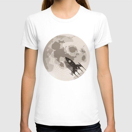Around the Moon T-shirt