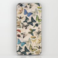 Insect Jungle iPhone & iPod Skin