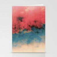 Summer Simmer Stationery Cards