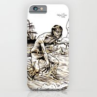 iPhone & iPod Case featuring Out of the Sea of Red by Salgood Sam