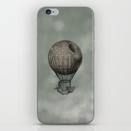 Dark Voyage iPhone & iPod Skin